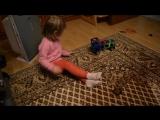 Алиса, 2,5 года Люли машинка Кукутики