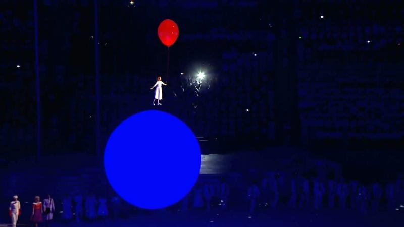 Открытие Олимпиады 2014 в Сочи
