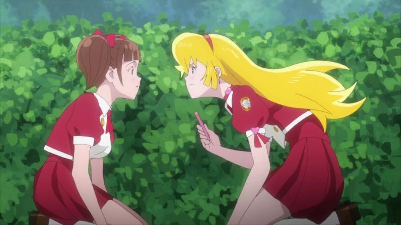 Cutie Honey Universe (Вселенная Милашки Хани) - 01 (KANSAI)
