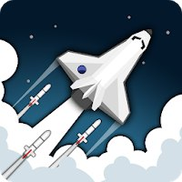 Install  2 Minutes in Space - Missiles Vs. Asteroids [MOD]