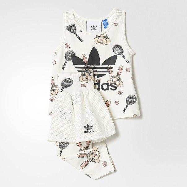 Комплект: майка и брюки Mini Rodini