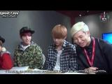 [RUS SUB] 1st BTS birthday BTS FESTA 2014  - BTS FM 06.13