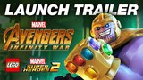 LEGO Marvel Super Heroes 2 |  Official Infinity War Launch Trailer