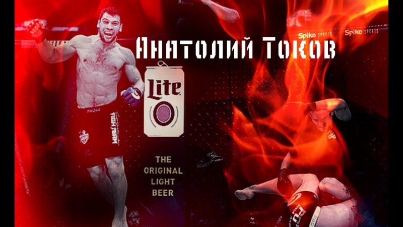 Мощный дебют Анатолия Токова в Bellator!