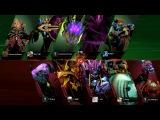Академия Киберспорта Ситилинк. Полуфинал - Skill vs DVK,  game 2