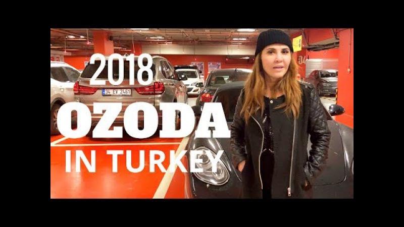 Ozoda 2018 - U Z B E G I M - OZODA TURKIYADA 2018 (Official Video)