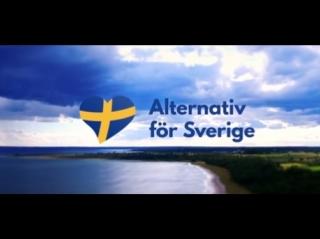 Alternativ för Sverige - Lanseringsfilm