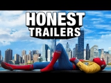 Честный трейлер — «Человек-Паук: Возвращение Домой» [Пётр Гланц]