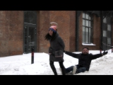 Как видят зиму парни и девушки