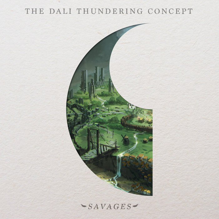The Dali Thundering Concept - The Myth of Happiness [Single] (2018)