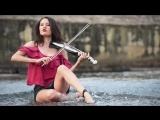 Bottle of Loneliness (El Mukuka ft. Kayla Jacobs) - Electric Violin Cover ¦ Caitlin De Ville