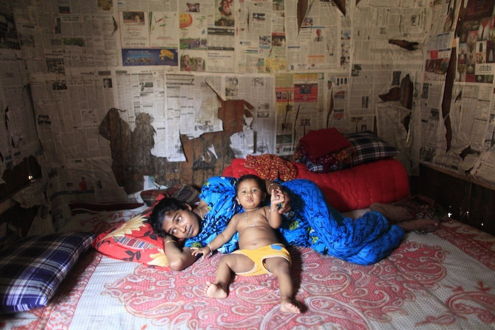 День из жизни малолетней проститутки в Бангладеш