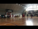 Политех -Че Гевара 08.04.18 плей-офф концовка матча