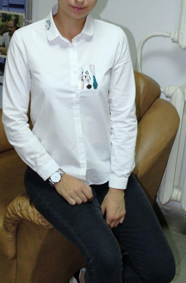 МЕгА крутаю блузка из 100 хлопка МОЙ восторг