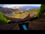 Downhill lines don't get more remote than this- Riding the Tatshenshini