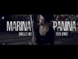 Марина Панина - Smells like teen spirit (Nirvana flute cover)