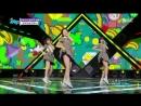 Oh My Girl Banhana - Banana Allergy Monkey @ Music Core 180414