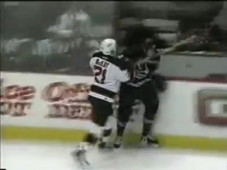 Hardest Hockey Hits