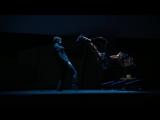 Танцевальный дуэт человека и робота