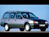Opel Kadett Caravan E 1989–91
