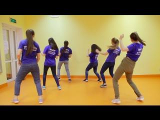 Танцует ОГГ ГНФ