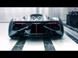 2019 Lamborghini Terzo Millennio - Show off Luxury Supercars from Italia