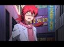 Denpa Kyoushi Он Сильнейший Учитель 2 серия русская озвучка