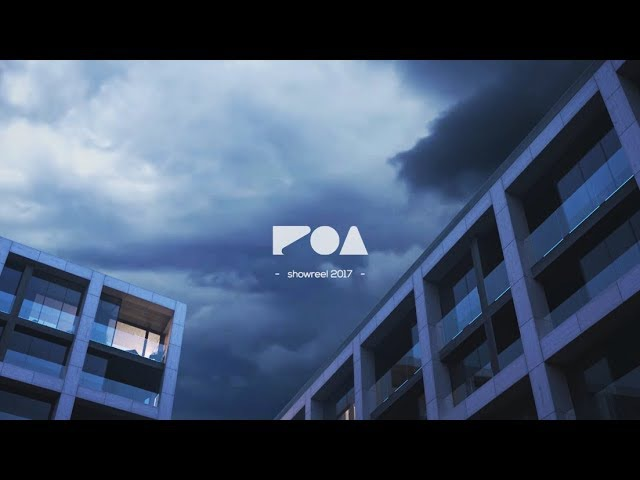 ZOA Architectural Animation Showreel