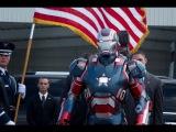 Iron Man 3 Teaser Trailer UK - Official Marvel  HD
