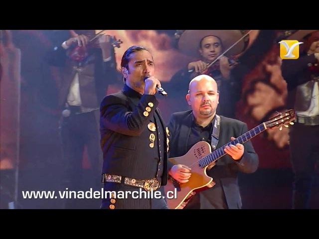 2015 ›› Alejandro Fernández Me Voy a Quitar de Enmedio Festival de Viña del Mar 2015