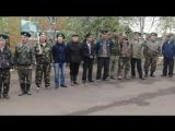 Митинг к 100- летию пограничных войск