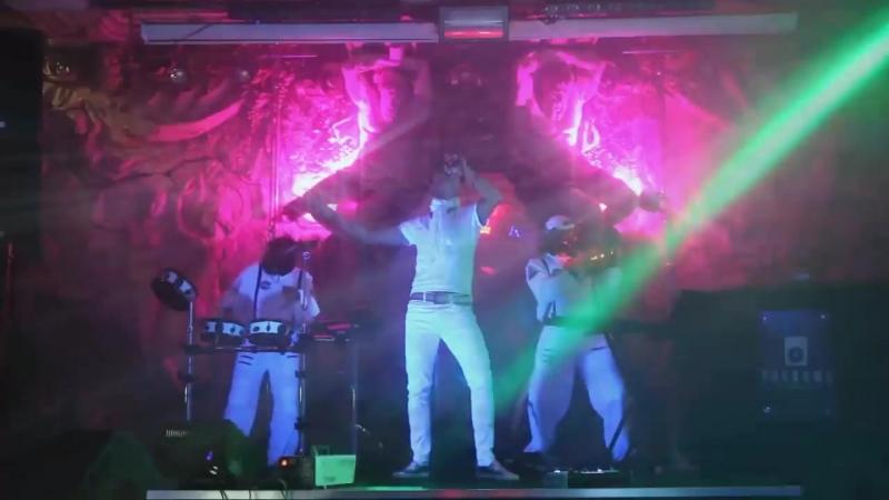 Viva Las Vegas - диско лазерное шоу - группа Вертинского