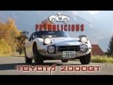 Petrolicious Toyota 2000GT - Наследственный дар [BMIRussian]