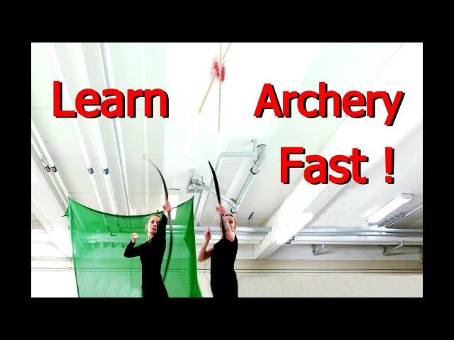 Lars Andersen Learn Archery Fast Episode 4