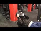Упражнение 2 для накачки шеи