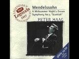 MaagLondon - Mendelssohn Scherzo - A Midsummer night's dream