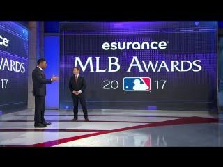 2017 MLB Award for Best Play, Defense