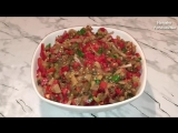 Холодная Сырая Икра из Баклажан(Ооочень Вкусно) _ Баклажанная Икра _ Eggplant Caviar_Простой Рецепт