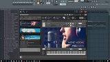 Vocal Library for Kontakt VST. AntonovSamples Indie Vocal