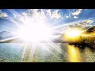 Красивое пожелание с добрым утром