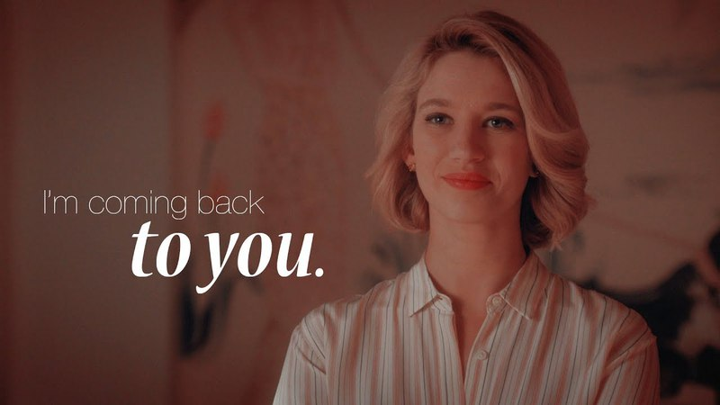 I'm coming back to you | petra/jr