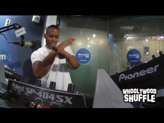 DJ Whoo Kid поздравил Oxxxymiron'a с Днём Рождения [NR]