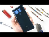 Huawei Mate 10 Pro Durability Test - Is Beauty Structural?