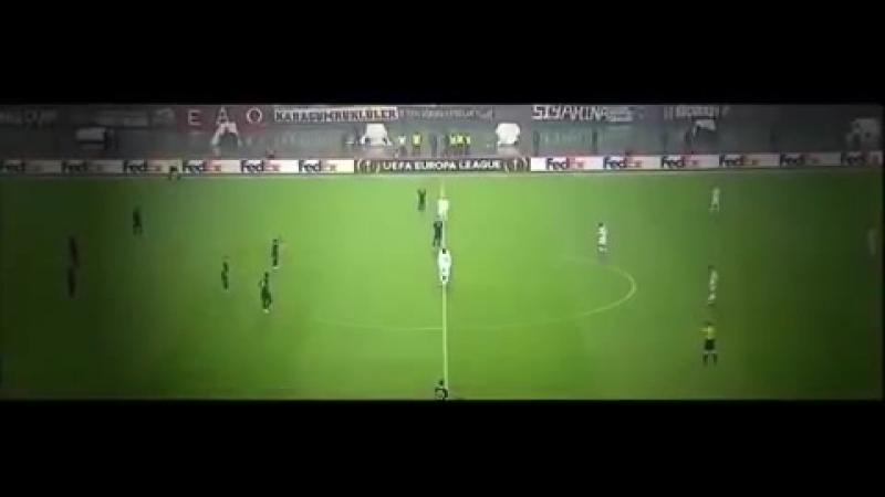 UEFA - 2015 - 2016 Sezonu - H Grup - Beşiktaş 2 - 0 Skenderbeu