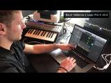 Ваня Чебанов - MacBook Pro, Touch Bar и Logic Pro X