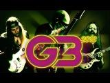 G3 2018 is coming to Europe in March (Joe SatrianiJohn PetrucciUli Jon Roth)