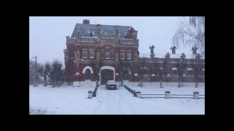 Рязанская область, дорожное путешествие по владениями барона фон Дервиза