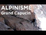 #2 Grand Capucin voie Bonatti Ghigo Chamonix Mont Blanc alpinisme escalade - 8484