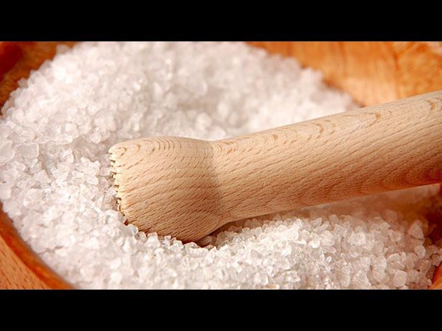 Рассыпьте Соль по Углам Вашего Дома и Посмотрите Что Получится