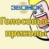 ЗВОНОК - Оригинальные голосовые поздравления!